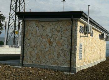 Cabine elettriche omologate Enel